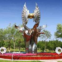 BXG1776-主题不锈钢雕塑公园不锈钢雕塑厂家