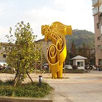 BXG4226-不锈钢园林广场雕塑哪家好