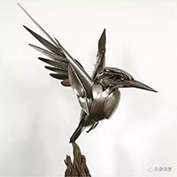 BXG545-不锈钢动物雕塑多少钱