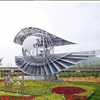 BXG5451-不锈钢景观雕塑生产厂家