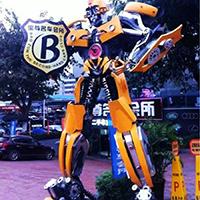 BXJG01-变形金钢制作厂家
