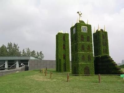 LD035-广场植物绿雕公司