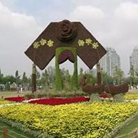 LD064-广场植物绿雕多少钱