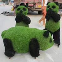LD625-广场植物绿雕制作厂家