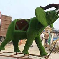 LD626-广场植物绿雕生产厂家