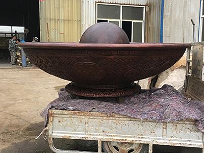 QTTD157-铜雕塑价格