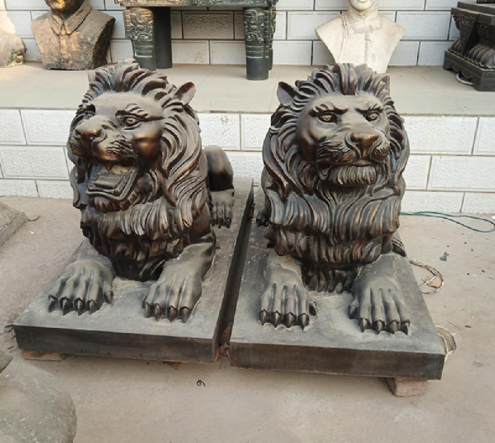 西式铜雕狮子哪里有,西式铜雕狮子,西式铜雕狮子,铜雕狮子,铜雕动物,铜狮子,雕塑,铜雕,铸铜雕塑,锻铜雕塑,仿铜雕塑