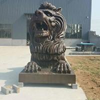 TDDW1289-西式铜雕狮子哪里有