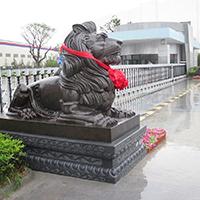 TDDW1290-西式铜雕狮子多少钱