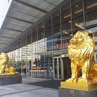 TDDW1293-西式铜雕狮子公司