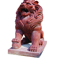TDDW1298-西式铜雕狮子厂