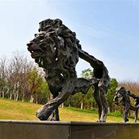 TDDW1304-西式铜雕狮子哪家好