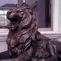 TDDW1309-西式铜雕狮子公司