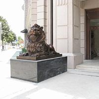 TDDW1321-西式铜雕狮子哪里有