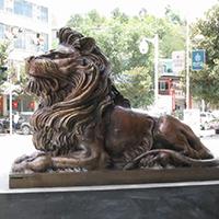 TDDW1329-西式铜雕狮子厂家