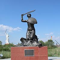 TDRW316-大型人物铜雕塑报价