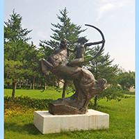 TDRW3163-铜雕人物供应