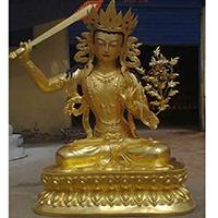 XFGS019-藏传佛教铜雕塑加工厂