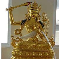 XFGS024-藏传佛教铜雕塑报价