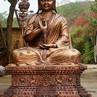 XFGS025-藏传佛教铜雕塑价格