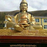 XFGS026-藏传佛教铜雕塑制作