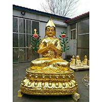XFGS028-藏传佛教铜雕塑哪里有