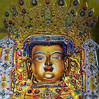 XFGS031-藏传佛教铜雕塑生产厂家