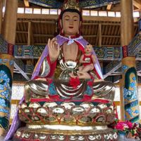 XFGS032-藏传佛教铜雕塑公司