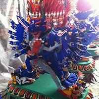XFGS035-藏传佛教铜雕塑加工厂