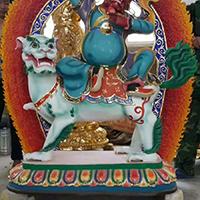 XFGS040-藏传佛教铜雕塑报价