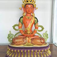 XFGS041-藏传佛教铜雕塑价格