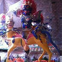XFGS045-藏传佛教铜雕塑多少钱