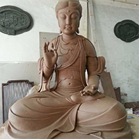 XFGS071-藏传佛教铜雕塑设计