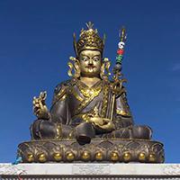 XFGS073-藏传佛教铜雕塑价格