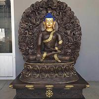 XFGS075-藏传佛教铜雕塑哪家好