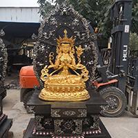 XFGS076-藏传佛教铜雕塑哪里有