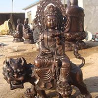 XFGS081-藏传佛教铜雕塑供应