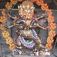 XFGS082-藏传佛教铜雕塑加工