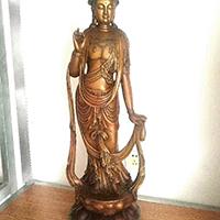 XFGS085-藏传佛教铜雕塑厂