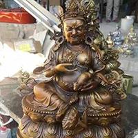 XFGS086-藏传佛教铜雕塑定制