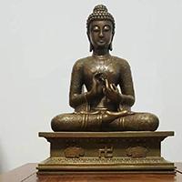 XFGS092-藏传佛教铜雕塑哪里有