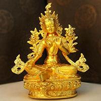 XFGS093-藏传佛教铜雕塑多少钱