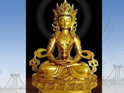 XFGS097-藏传佛教铜雕塑供应