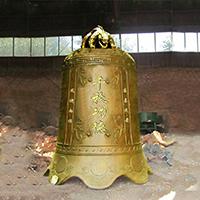 XFGS109-大型铜钟设计