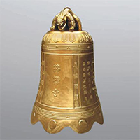 XFGS110-大型铜钟加工