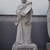 XFGS1151-十八罗汉石雕塑像哪家好