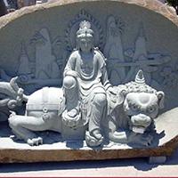 XFGS1310-石雕佛像制作