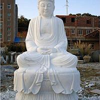 XFGS1424-释迦牟尼佛石雕坐像设计