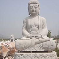 XFGS1429-释迦牟尼佛石雕坐像哪里有