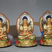 XFGS1433-释迦牟尼佛铜雕塑像供应